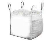 1 Tonne / 1000kg White Clean De-icing Rock Salt