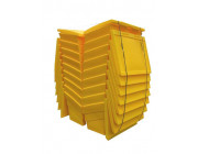 Full Pallet 18 x 6 Cu Ft Grit Bins