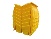 Full Pallet 14 x 12 Cu Ft Grit Bins