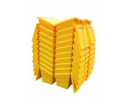 Full Pallet 40 x 2 Cu Ft Grit Bins
