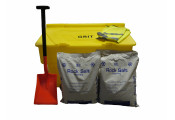 7 Cu Ft Grit Bin Winter Pack