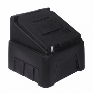 7 Cu Ft Heavy Duty Recycled Grit Bin 200 Litres / 250kg Capacity