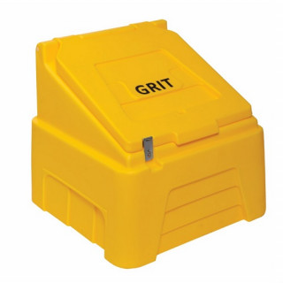 7 Cu Ft Heavy Duty Grit Bin 200 Litres / 250kg Capacity