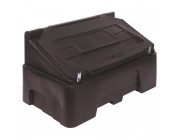 14 Cu Ft Heavy Duty Recycled Grit Bin - 400 Litre / 500 kg Capacity
