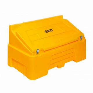 14 Cu Ft Heavy Duty Grit Bin - 400 Litre / 500kg capacity