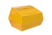36 Cu Ft Heavy Duty Glass Fibre Grit Bin - 1008 Litre / 1000 kg Capacity