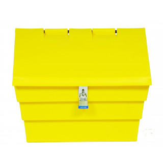 2 Cu Ft Grit Bin Lockable - 50 Litre / 50 kg capacity