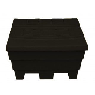 6 Cu Ft Recycled Grit Bin - 175 Litre / 175 kg Capacity