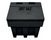 JSP Recycled Black 7 Cu Ft Grit Bin