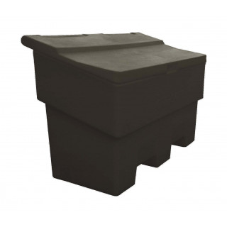 10 Cu Ft Recycled Grit Bin - 285 Litre / 285 kg capacity