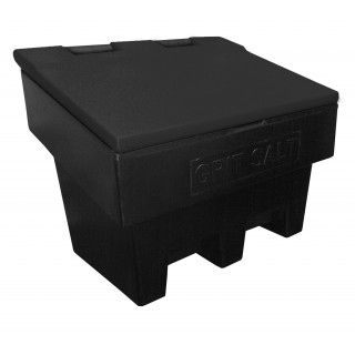 3.5 Cu Ft Recycled Grit Bin - 100 Litre / 100 kg capacity