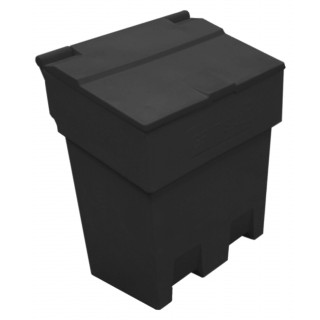 7 Cu Ft Recycled Grit Bin - 200 litre / 200 kg Capacity