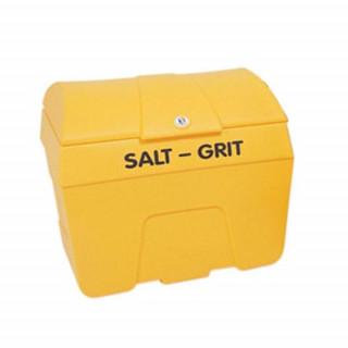 14 Cu Ft Curved Top Grit Bin - 400 Litre / 400 kg Capacity