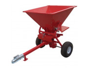160 kg Steel Towable Broadcast Salt Spreader