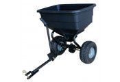 90 kg Towable Broadcast Salt Spreader