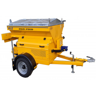Vale TS800DC Off-Road Tow Behind Salt Spreader