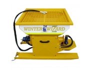 Winter Wizard Forklift Truck Salt Spreader