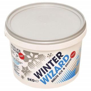 Winter Wizard De-Icer 5 kg Tub