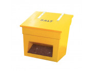 8 Cu Ft Stackable Glass Fibre Composite Grit Bin - 224 Litre / 224 kg Capacity