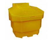 Compact Grit Bin - 12 Cu Ft / 338 Litre Capacity - Special Offer