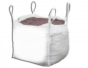 1 Tonne / 1000kg Brown De-icing Rock Salt