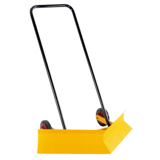 V Blade Push Along Snow Plough