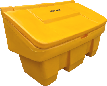 14 Cu Ft Boss Grit Bin  sc 1 th 201 & Grit Bins Grit Storage Boxes Salt Spreaders Rock Salt UK
